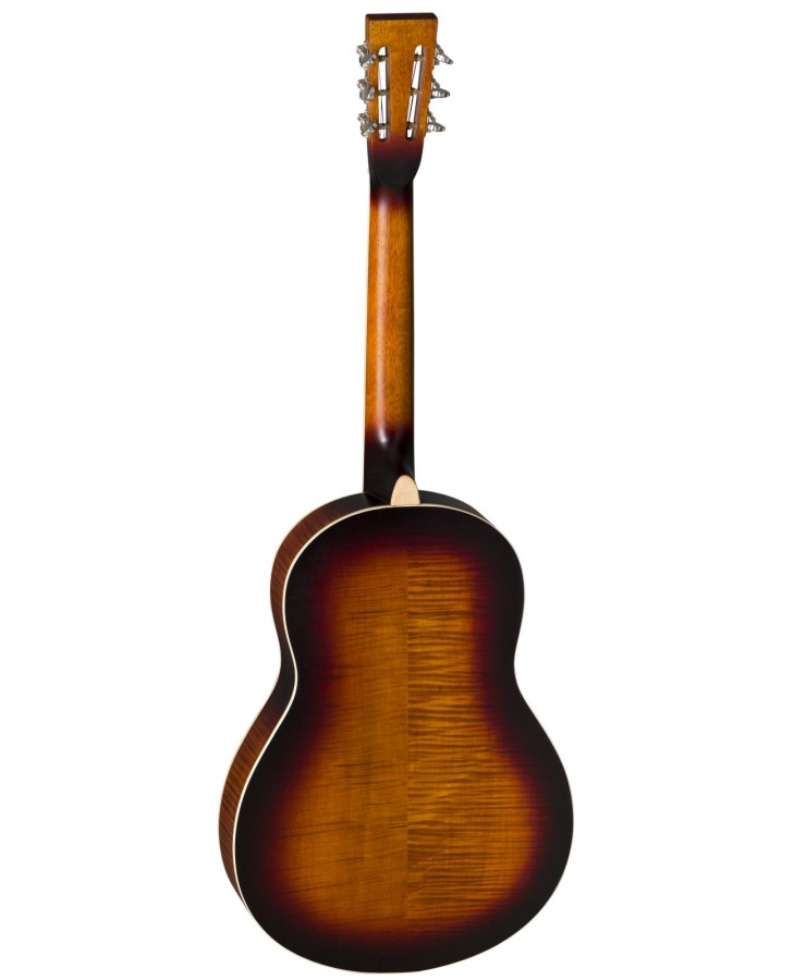 Akustinė/rezonatorinė gitara Baton Rouge RR21T/12-SB